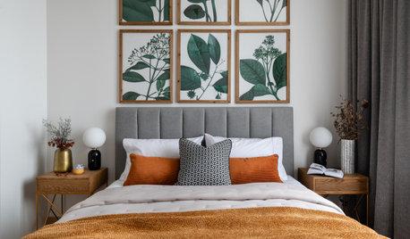 Фотоохота: 16 идей для весеннего обновления спальни