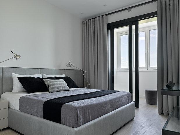 Современный Спальня by Салахова Дина