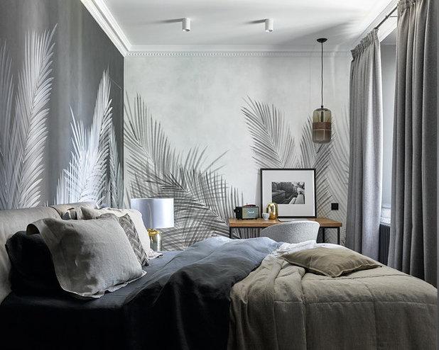 Современный Спальня by Aiya Design | Айя Лисова