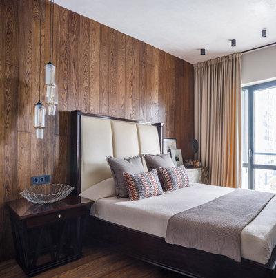 Современный Спальня by Алёна Мышкина
