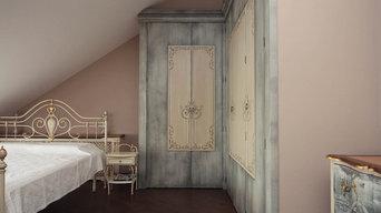 Спальня Болонья