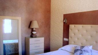 спальня dormitorio