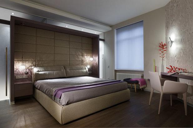 Современный Спальня by МК-Интерио