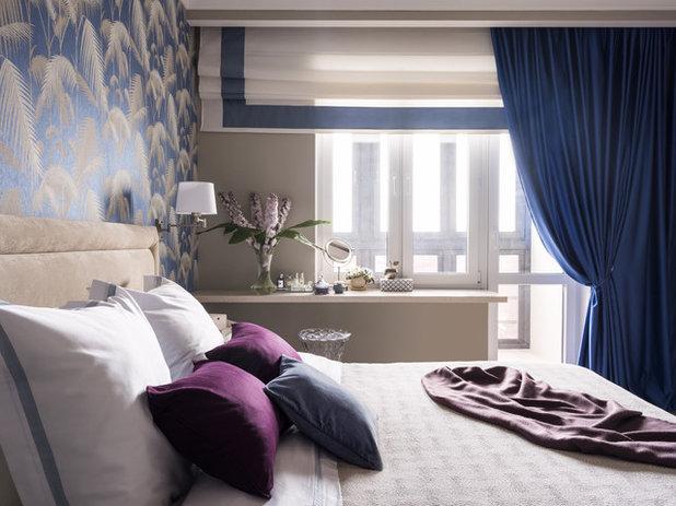 Неоклассика Спальня by MO interior design