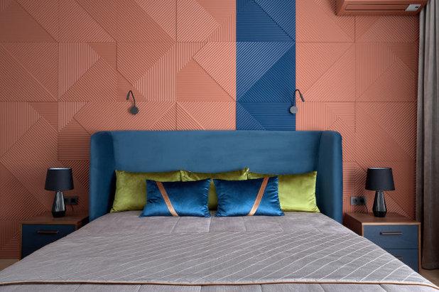 Современный Спальня by Teremok.Design