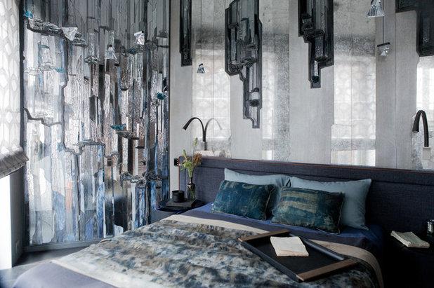 Стиль шебби-шик Спальня by Дизайн — бюро Екатерины Колеговой Ecole