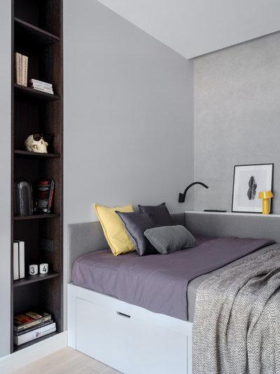 Современный Спальня by Svetlana Selivanova