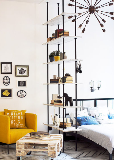 Лофт Спальня by BohoStudio