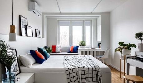 Moscow Houzz Tour: A Complete Revamp With No Structural Changes