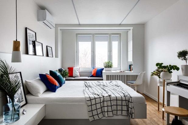 Modern Schlafzimmer by Уразметов Рустэм