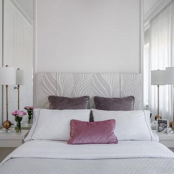 Светлая уютная квартира