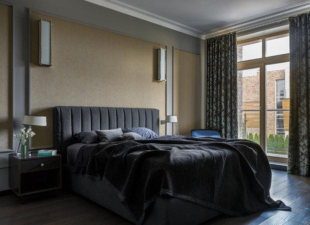 Современный Спальня by Лена Зуфарова