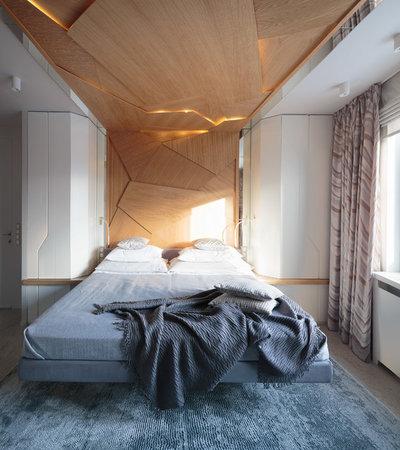 Современный Спальня by Cosmorelax