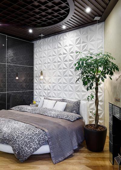 Современный Спальня by Maria Vasilenko