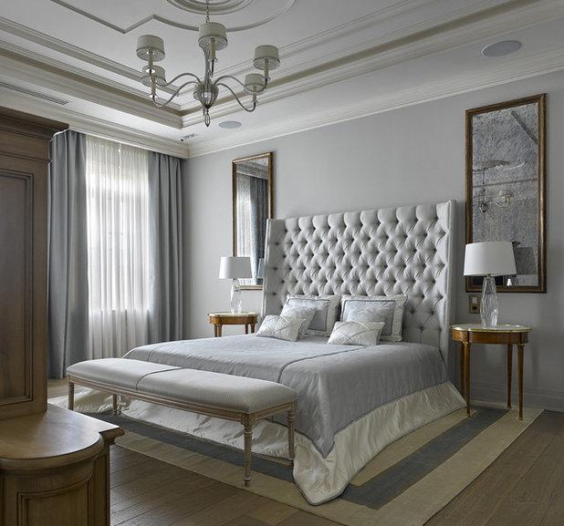 Traditional Bedroom by MAXIM RYMAR archistudio