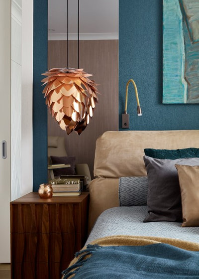 Современный Спальня by ARTUP BUREAU