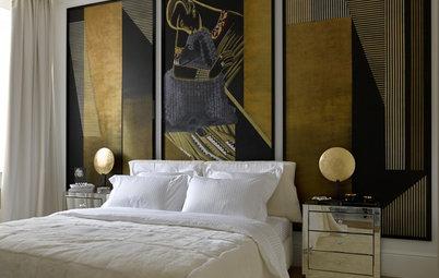 Вопрос: Цвет стен в спальне — какой выбрать?