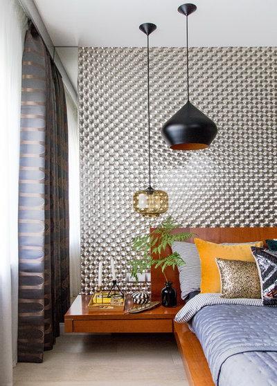 Современный Спальня by Мадам Оформитель. Студия дизайна интерьера