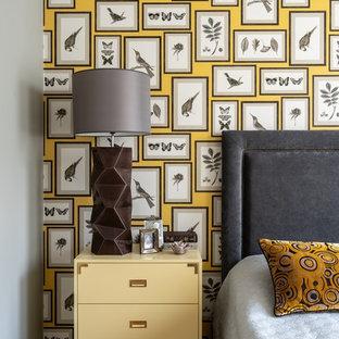 Стильный дизайн: спальня в стиле фьюжн - последний тренд
