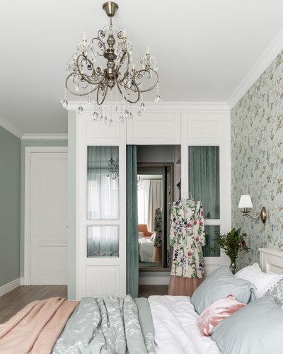 Классический Спальня by Наталья Исаченко
