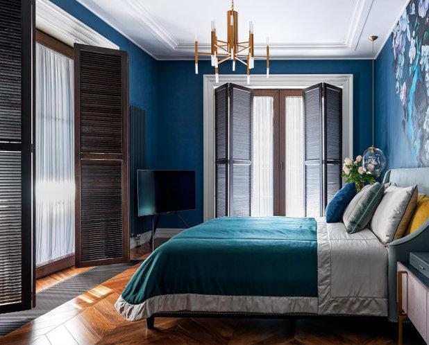 Неоклассика Спальня by AR-1   architecture & design