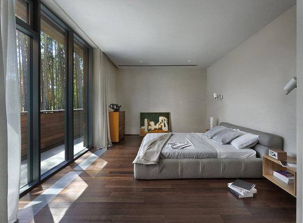Современный Спальня by Олег Истомин