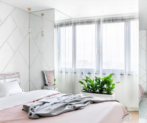 Современный Спальня by Ателье Интерьера
