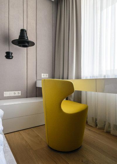 Современный Спальня by ART-UGOL