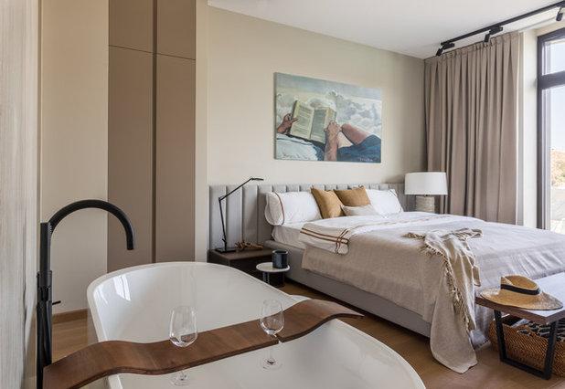 Современный Спальня by Special-style