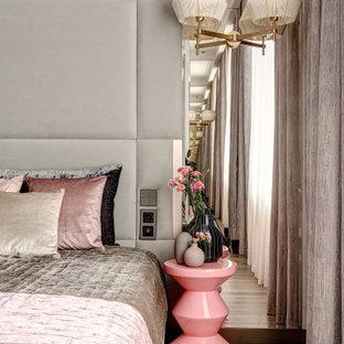 Неиссякаемый источник вдохновения для домашнего уюта: спальня в современном стиле