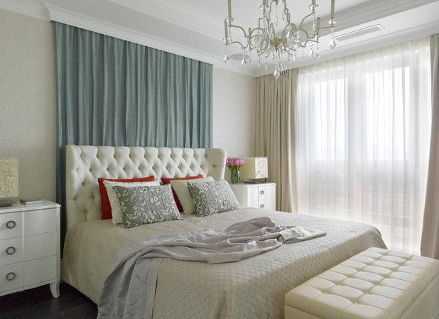 Классический Спальня by MARION STUDIO