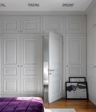 Clásico renovado Dormitorio by in[ex]terior by Solnyshkova