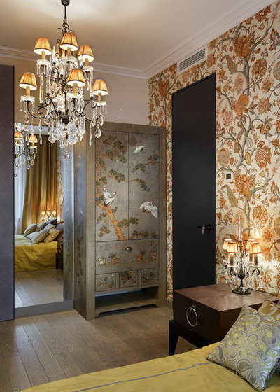 Eclectic Bedroom by artspice studio