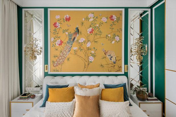 Современный Спальня by Студия дизайна Анастасии Бондаревой
