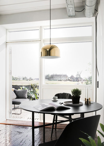 Scandinavian Dining Room by CPH Containers