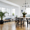 "Houzz Tour: An ""Ugly"" 1950s House Gets a Stylish Scandi Makeover"