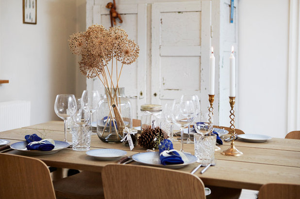 Country Dining Room by Mia Mortensen Photography