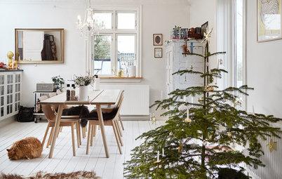 My Houzz in Danimarca: Da Janni e Peter Sembra Sempre Natale