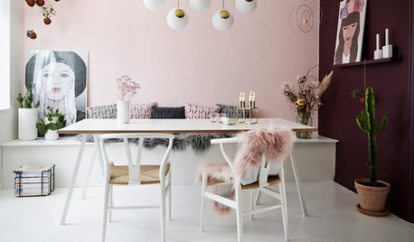 Picture Perfect: 35 Exquisite Interiors Embracing Shades of Pink