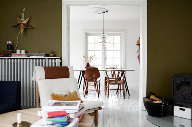 Skandinavisch Esszimmer by Mia Mortensen Photography