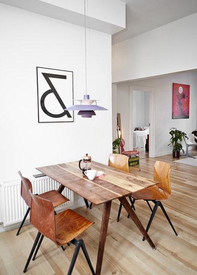 Visita privada: El piso minimalista de dos diseñadores nórdicos