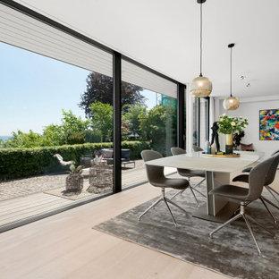 Indretning af drømmehus med havudsigt i Vedbæk