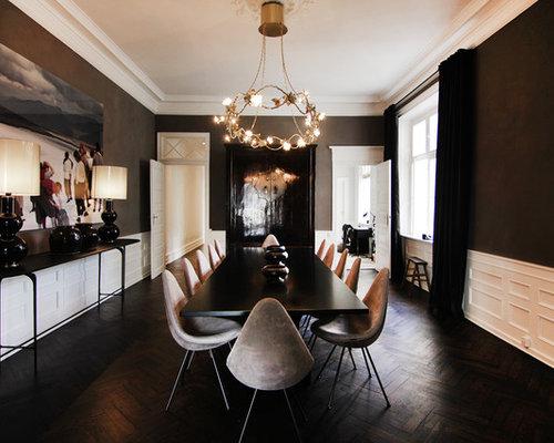 Billeder og indretningsidéer til klassisk spisestue