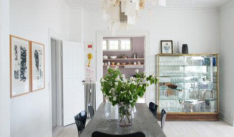 Houzz Tour: Designern som hittade hem till havet vid Öresund