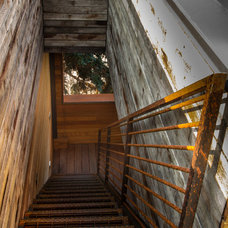 Industrial Staircase by Chris Pardo Design - Elemental Architecture
