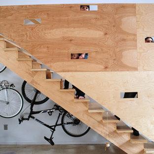 Idéer för att renovera en industriell trappa