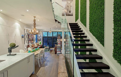 Go for the Green: Artificial Grass Surprises, Inside and Out