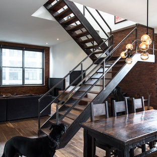 13th St. Penthouse - Staircase