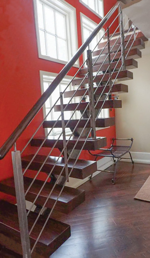 Industrial Stairs and Railings