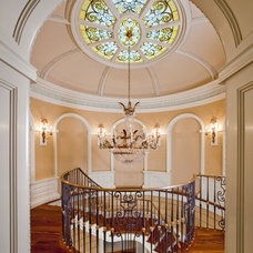 Traditional Staircase by Eric Stengel Architecture, llc